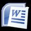 Реквизиты в формате Microsoft Word